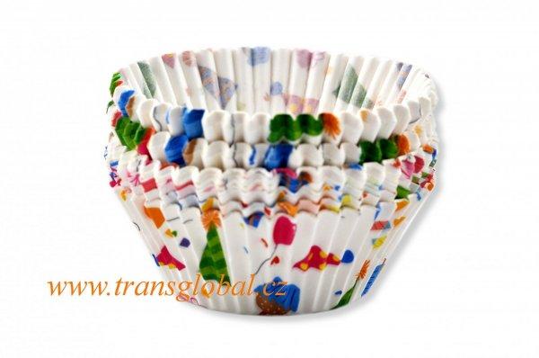 Cukrářský košíček PARTY 50x30 mm
