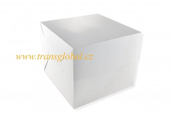 Krabice dortová patrová VÍKO