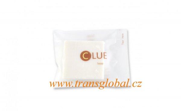 Hotelové mýdlo ve fólii 20g Clue