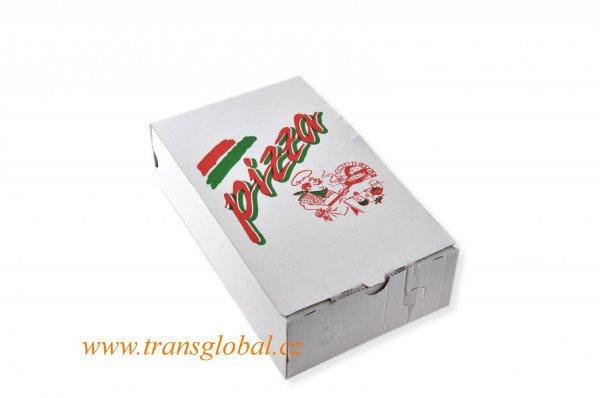 Krabice pizza CALZONE 270 x 160