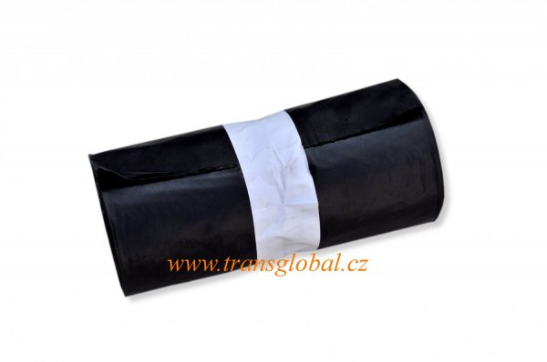 Pytel 90x110 /60/černý/150l