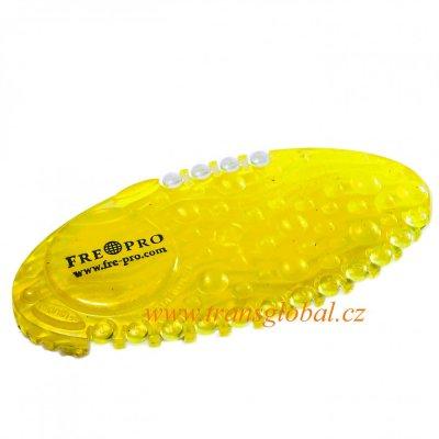 Vonná elipsa REMIND AIR CURVE s účinností 30 dní - Citrus/žlutá