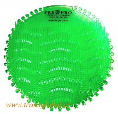 Vonné sítko do pisoáru s připomínačem výměny WAVE 2.0 meloun/zelená (2ks balení)