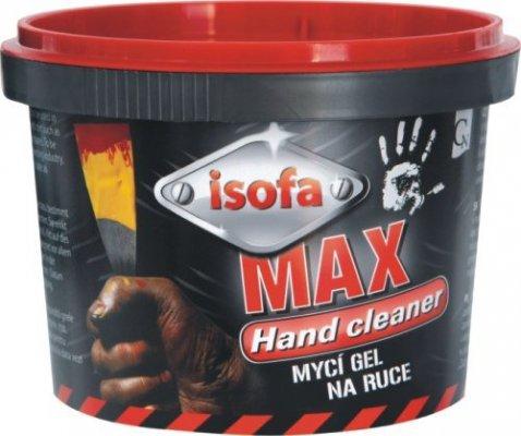 ISOFA mycí gel MAX 450g